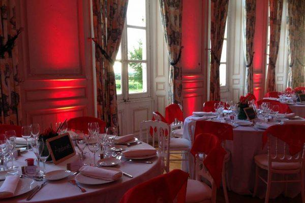 Mariage au château de Barbes par sono médoc